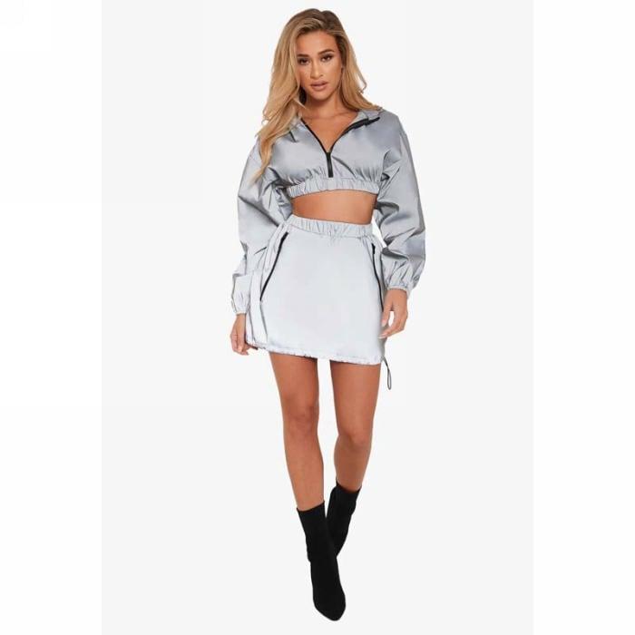 Image of Ida Two Piece Skirt and Jacket Combo