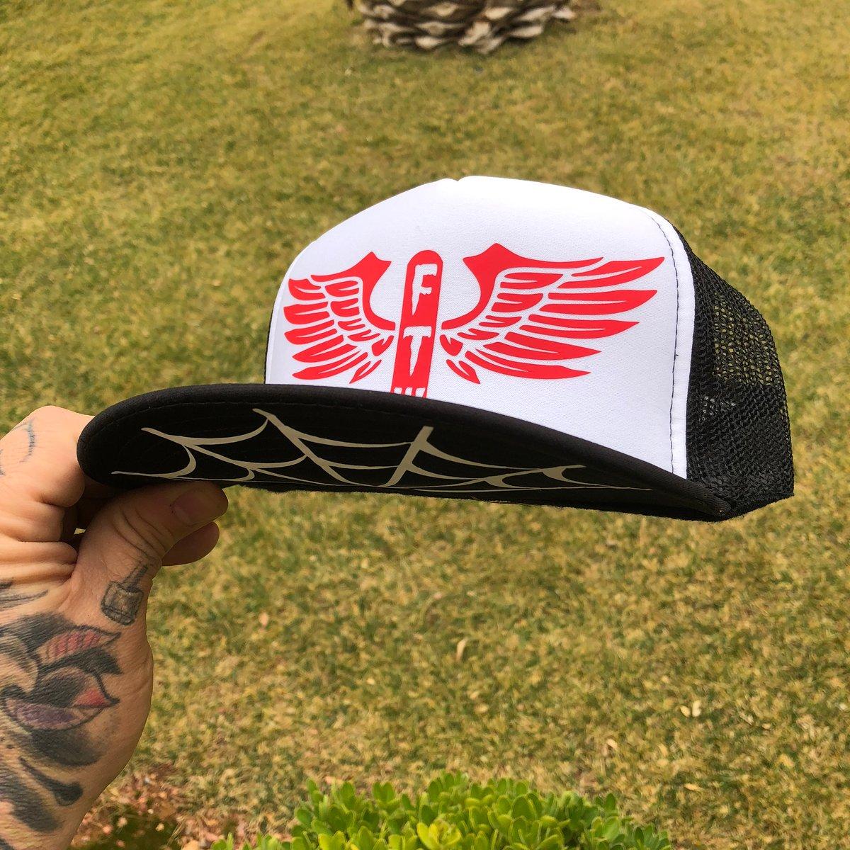 Image of FTW Wings Snapback