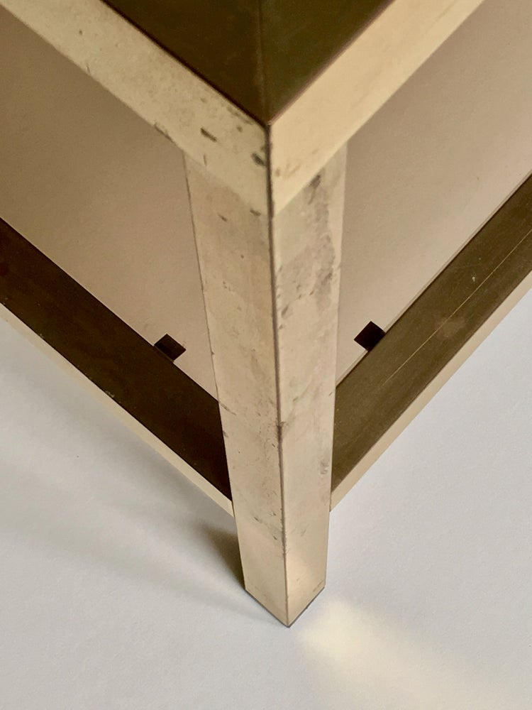 Image of Two-Tier Side Table