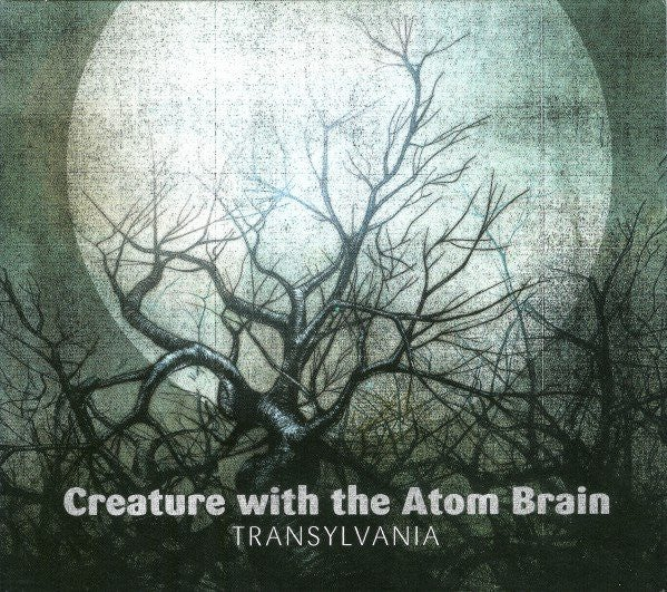 "Image of Creature with the Atom Brain - ""Transylvania"" (CD)"