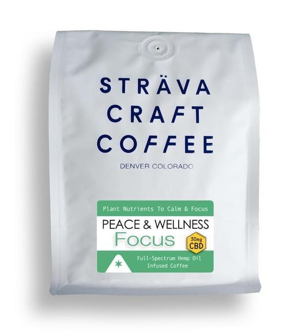 Image of Sträva CBD Coffee and Bud+Breakfast Mug