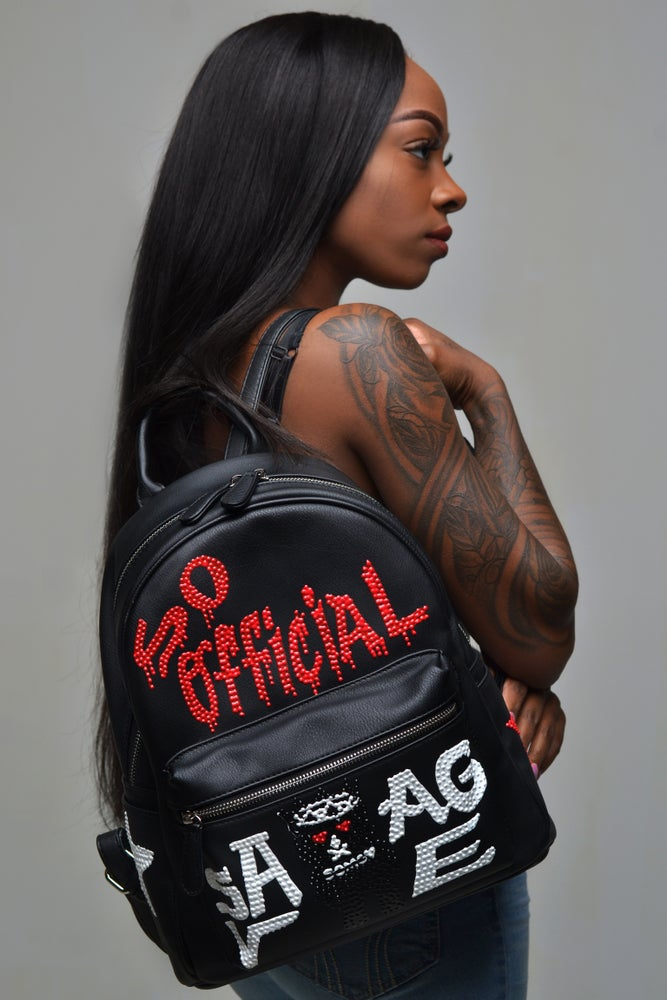 Image of So Official Savage Backpack