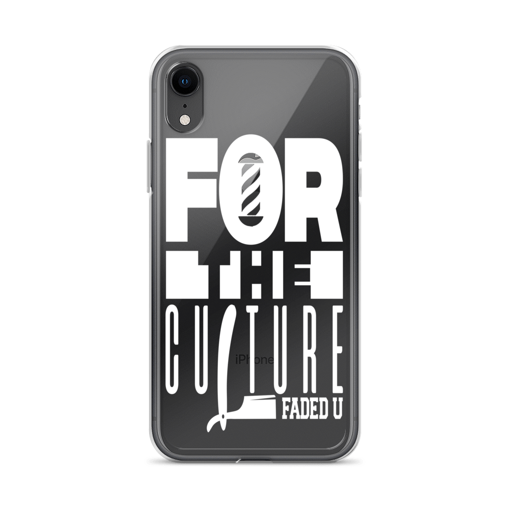 Image of FOR THE CULTURE Phone Case