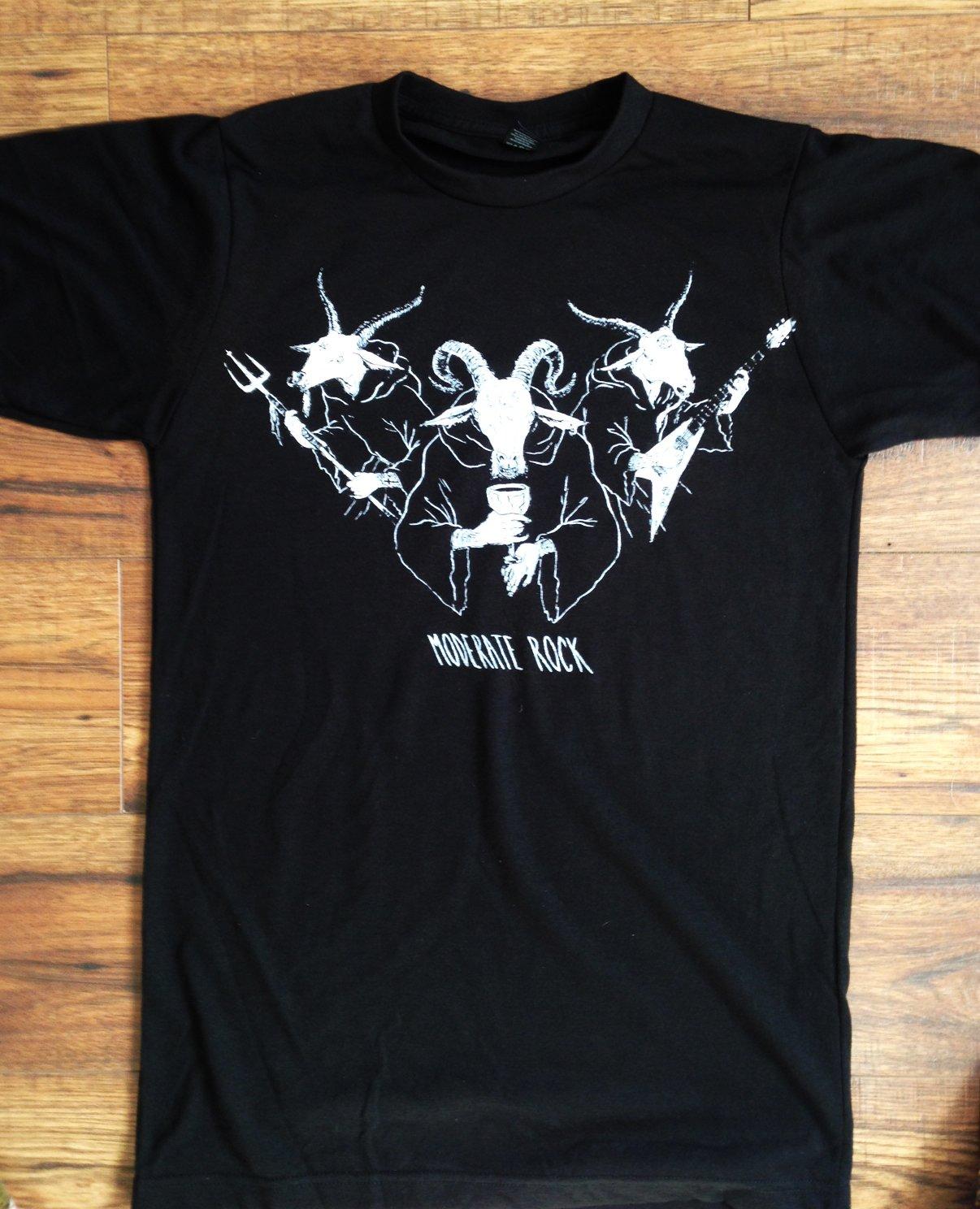 Image of MODERATE ROCK T-shirt