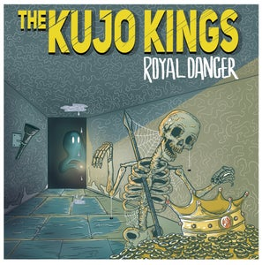 Image of Limited Edition Royal Danger Vinyl LP - Yellow