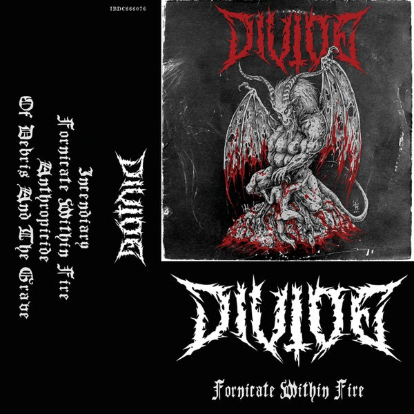 Image of Divide - Fornicate Within Fire