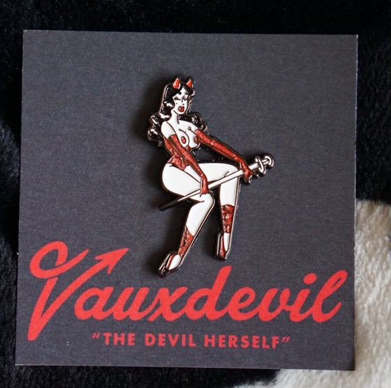 Image of Vauxdevil Pin
