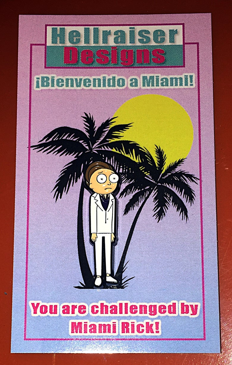 Image of Miami Morty