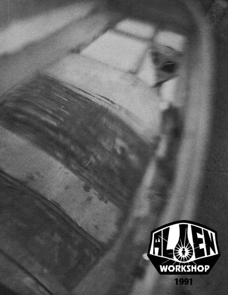 Image of SLP-22 ALIEN WORKSHOP 1991