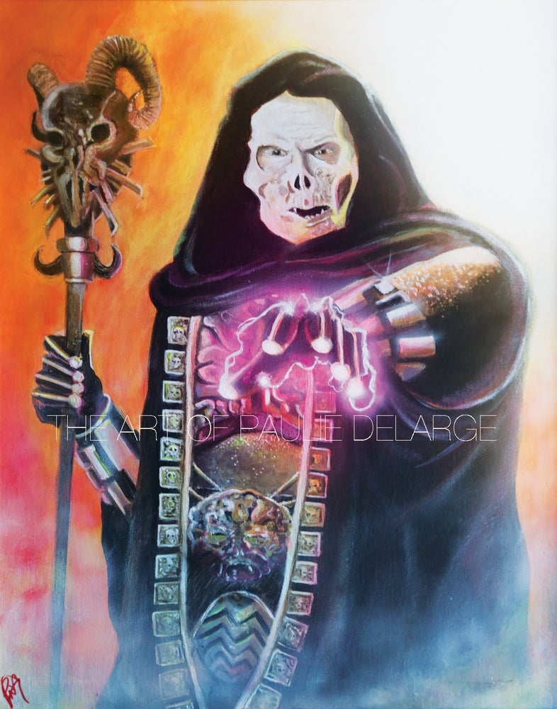 """Image of Skeletor """"The Loneliness of Evil"""""""