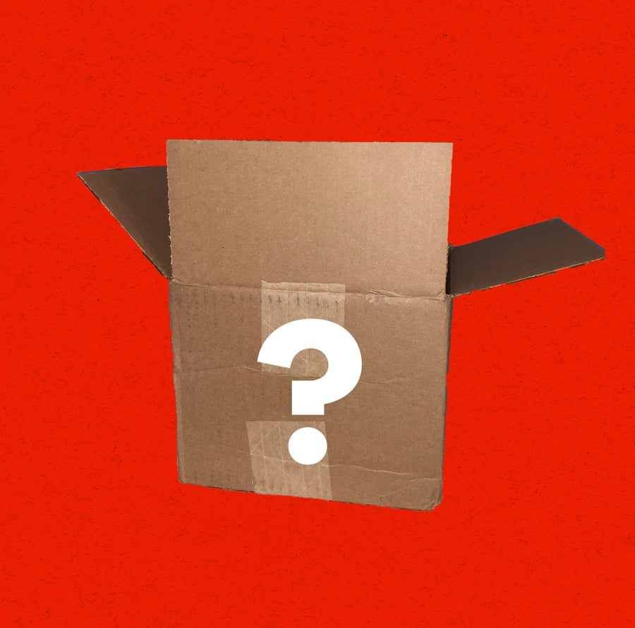 Image of ?¿?Mystery Box?¿?