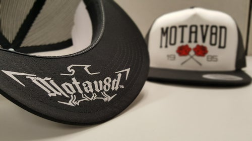 Image of Motav8d Love - Trucker Hat