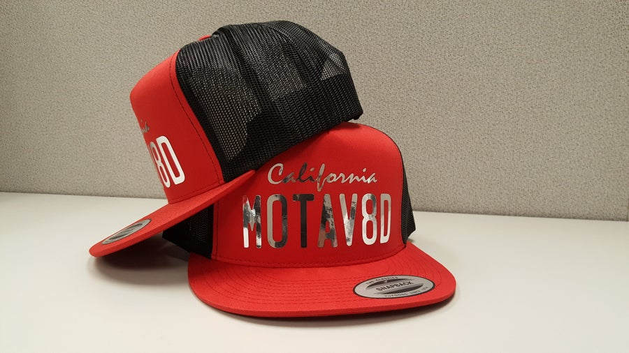 Image of Motav8d LP Trucker Hat