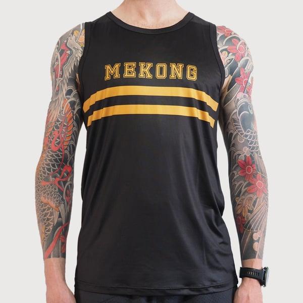 Men's Varsity Active Singlet - mekong