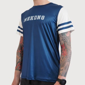 Men's Varsity Active Tee - mekong