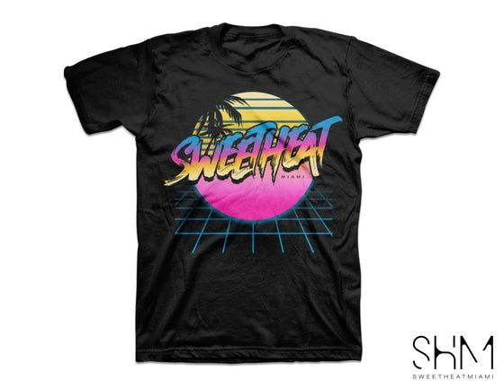Image of Retro SweetHeat Tee