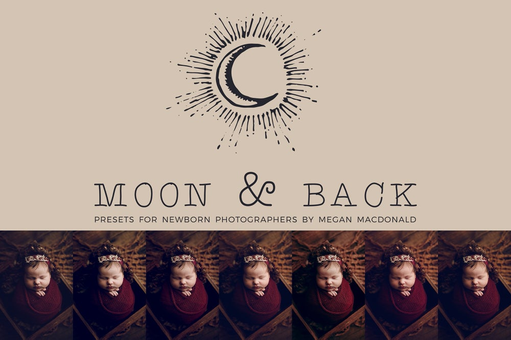 Image of Moon & Back Presets