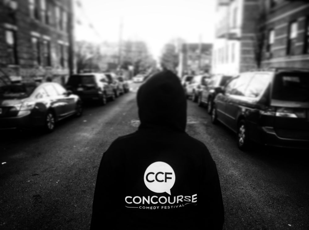 Image of Official Concourse Comedy Festival Hoodie