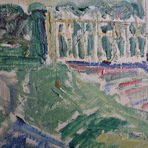 Image of 1944, 'Summer Garden.'
