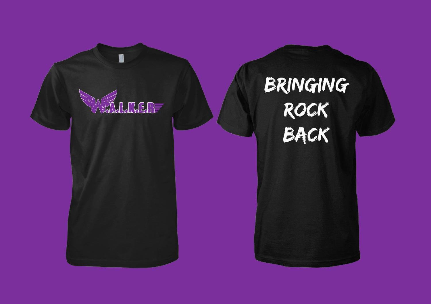 Image of Bringing Rock Back T-Shirt