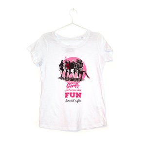 Image of Girls just wanna have fun-damentals rights