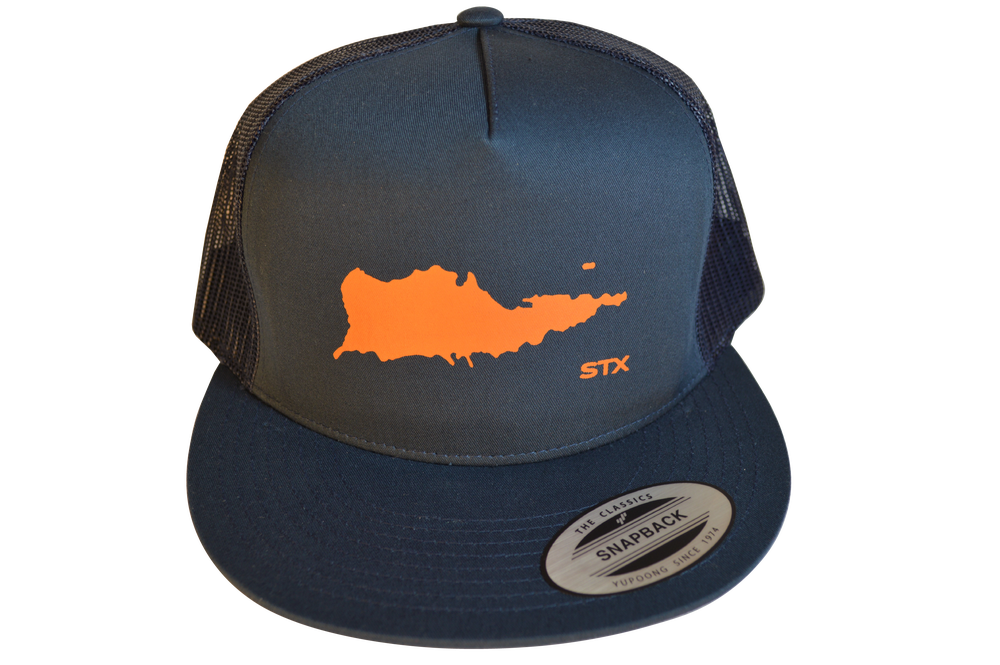 Image of Yupoong 6006 Trucker Hat - STX Island