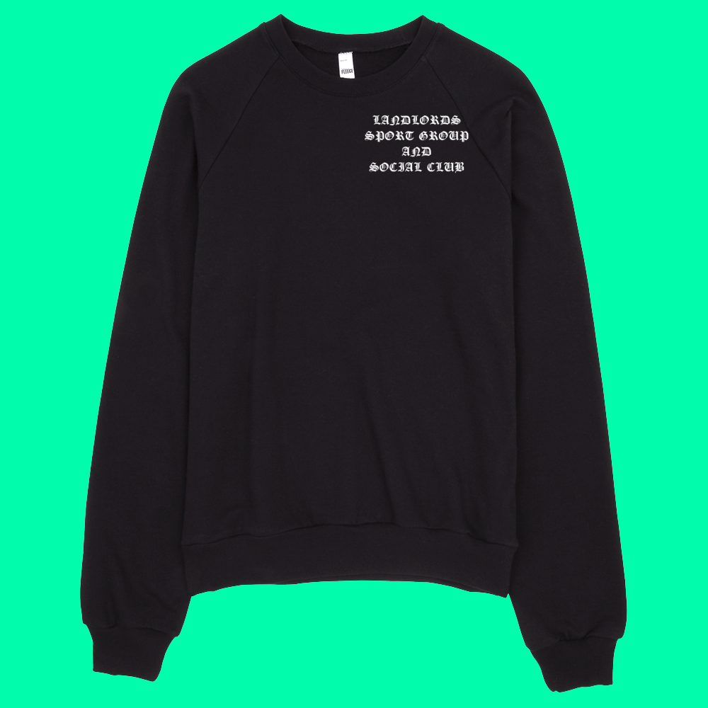 Image of Landlords Sport Group and Social Club Crew Neck