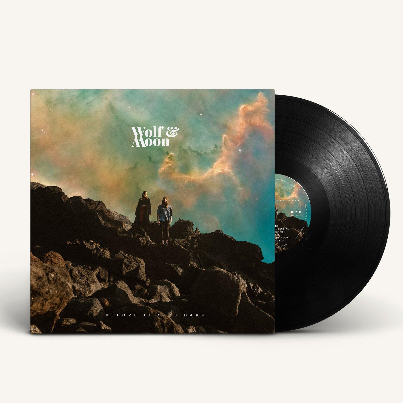 Image of Before It Gets Dark - Vinyl
