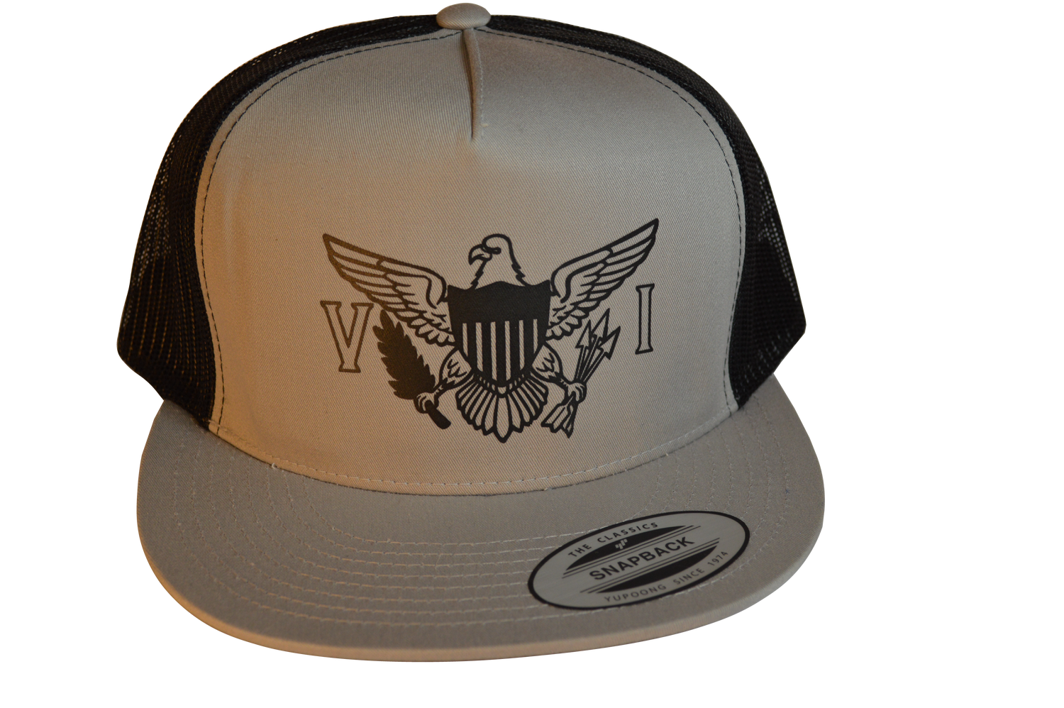 Image of Yooupong Trucker Hat - VI flag