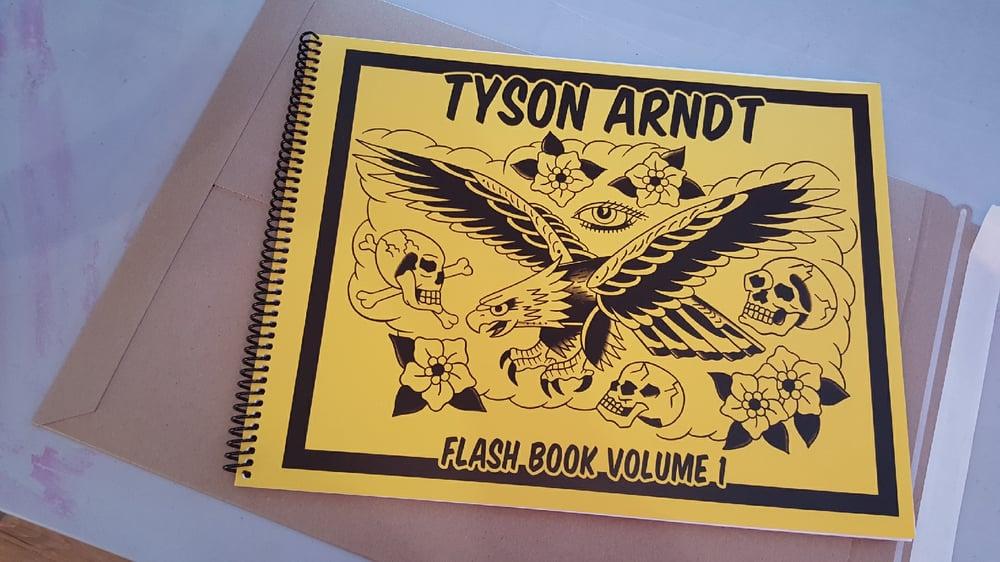 Image of Tattoo Flash Book Volume 1