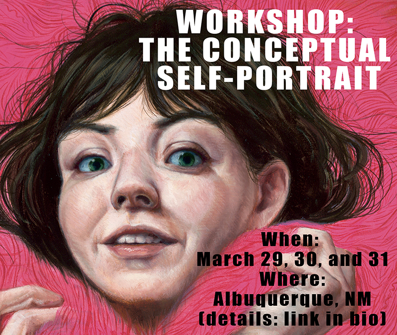 Image of Workshop: The Conceptual Self-Portrait