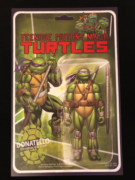 Image of Donatello Print
