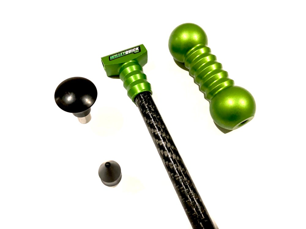 Image of V2 quick blending hammer green