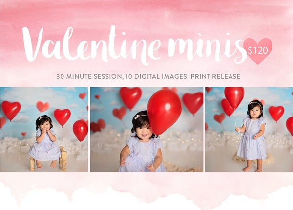 Image of Valentine Mini Session