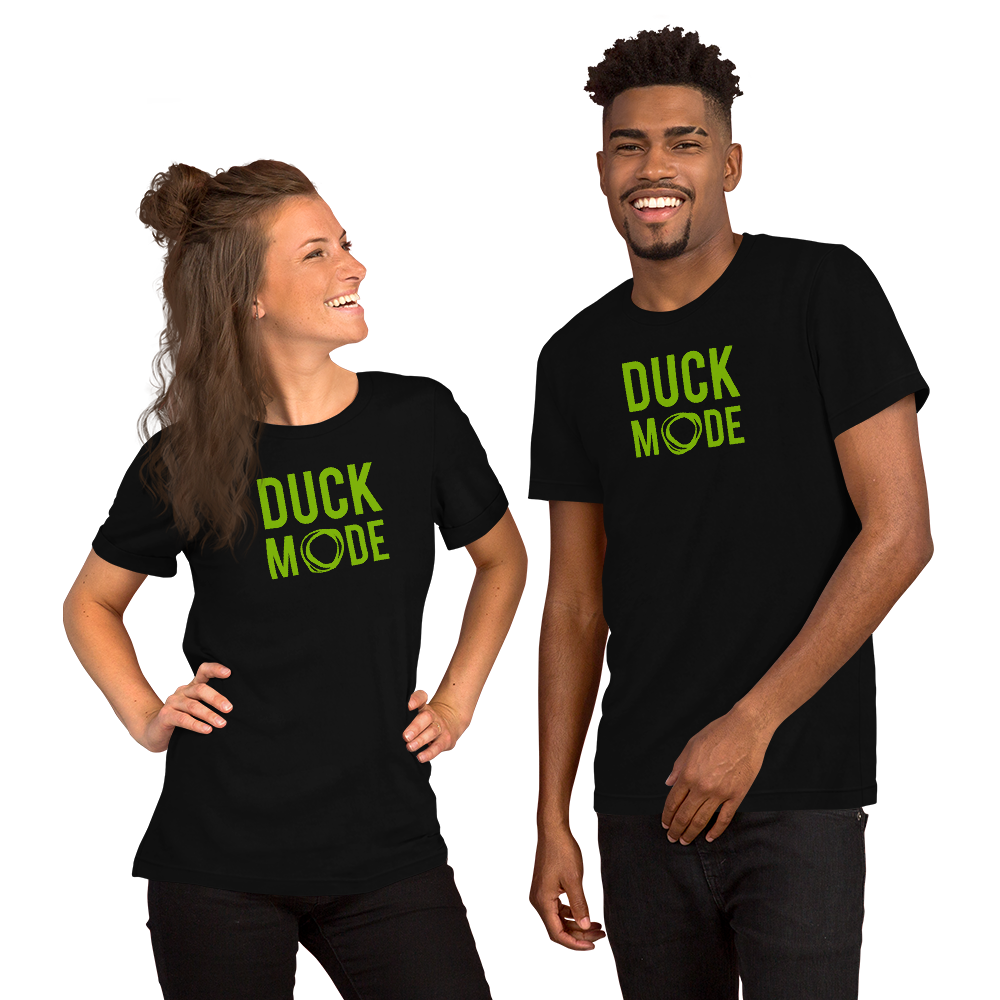 Image of Duck Mode T-Shirt