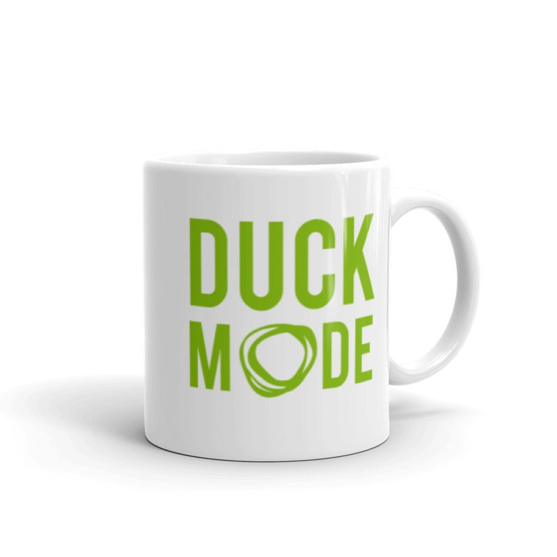 Image of Duck Mode Mug