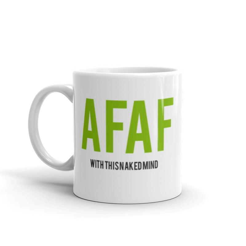Image of AFAF Mug