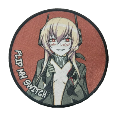 "Image of SOPMOD ""Flip My Switch"""
