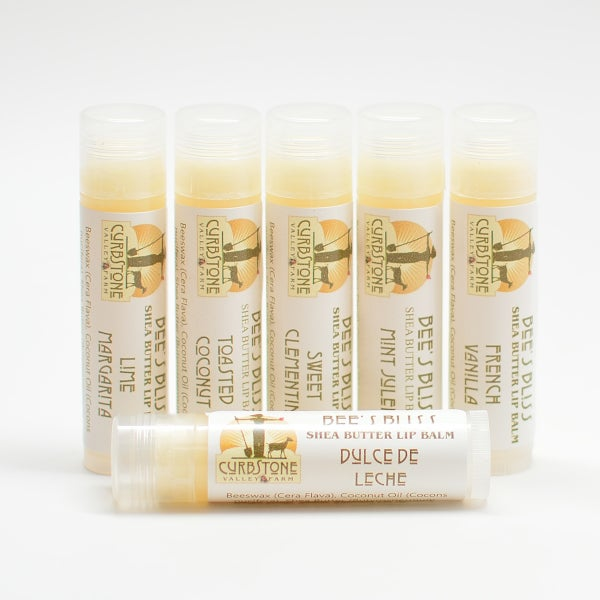 Image of Bee's Bliss Lip Balms