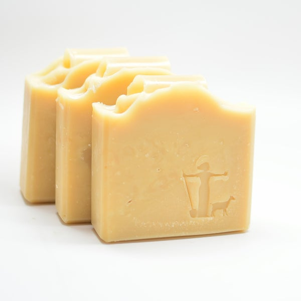 Image of Unscented Goat Milk Soap