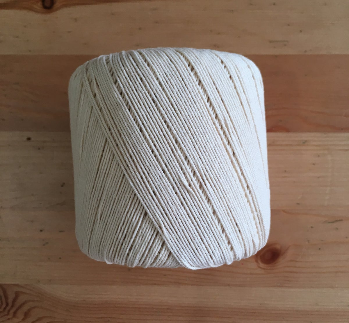 Weft Thread 50g (Crochet Cotton) For Warping Up Your Loom
