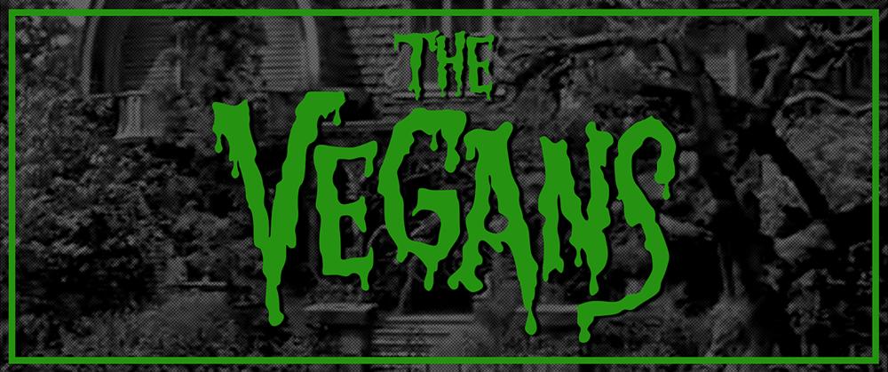 Image of The Vegans : Sticker