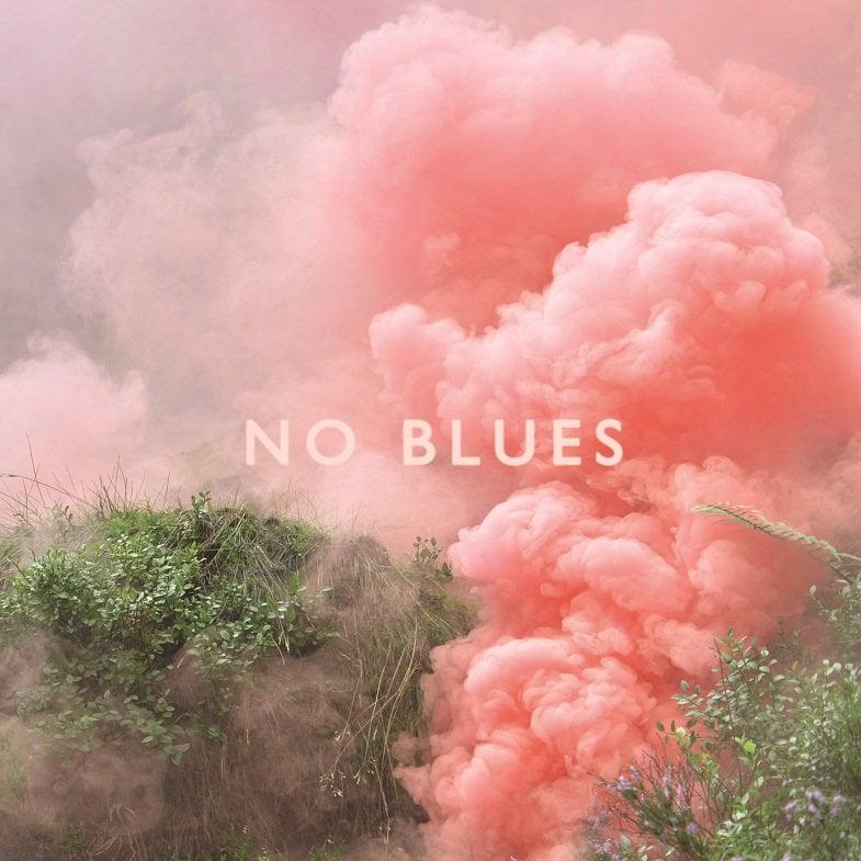 Image of 'NO BLUES' LP (2018 version)