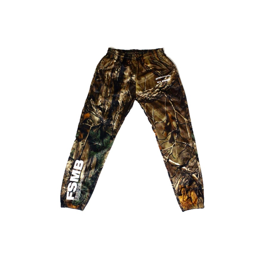 Image of FSMB® Real Tree Camo Sweatpants