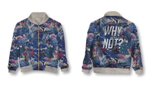 Image of Why Not Blouson Bomber (Précommande)