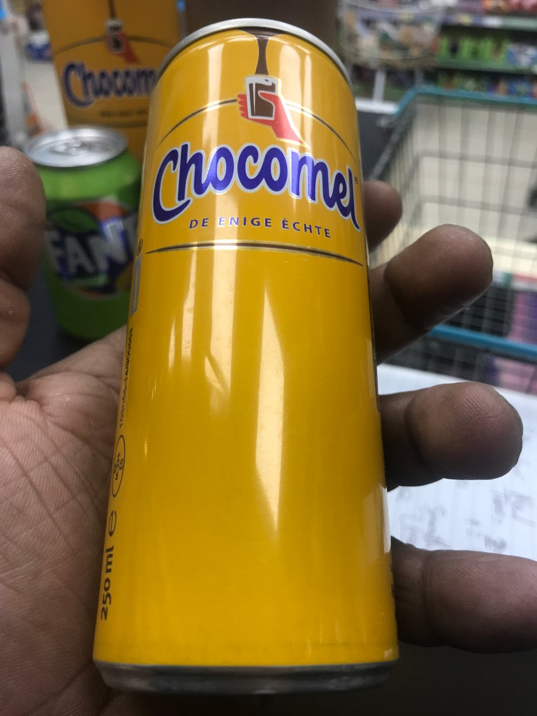 Image of Chocomel Case