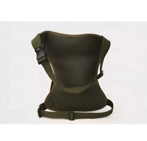 Image of Olive Green Better Daze Leg bag