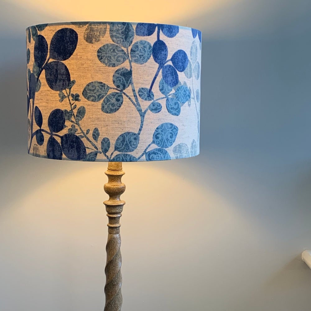 Image of Cabrera Linen Denim Shade