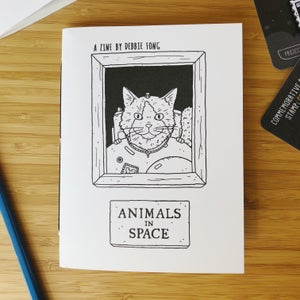 Image of ANIMALS IN SPACE