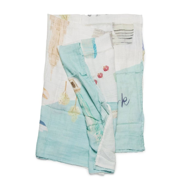 Image of LOU LOU LOLLIPOP NEW YORK SWADDLE
